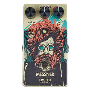 Walrus Audio Messner Ltd. Ed. - Distortion Brothers Guitar Shop