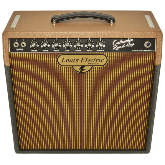 Louis Electric Columbia Reverb - Distortion Brothers Guitar Shop