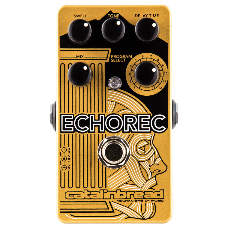 Catalinbread Echorec - Distortion Brothers Guitar Shop