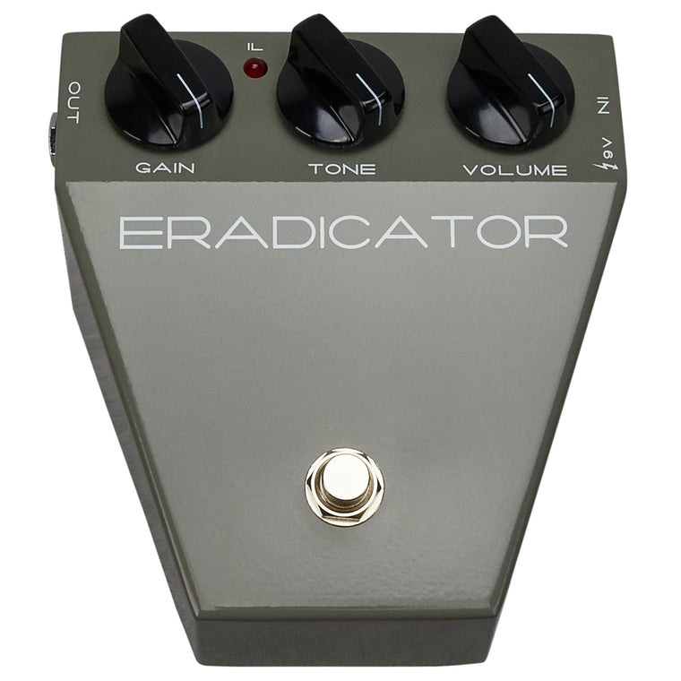 Satellite Amps Eradicator - Distortion Brothers Guitar Shop