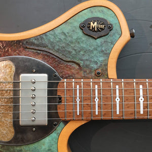 M-tone Guitars Flight Risk Copper Top - Distortion Brothers Guitar Shop