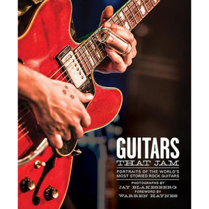 Guitars That Jam by Jay Blakesberg - Distortion Brothers Guitar Shop