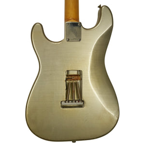 Protocaster Guitars Ess-type in Aged Inca Silver - Distortion Brothers Guitar Shop