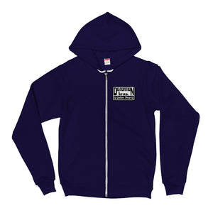 Zip-up Hoodie - Distortion Brothers Guitar Shop