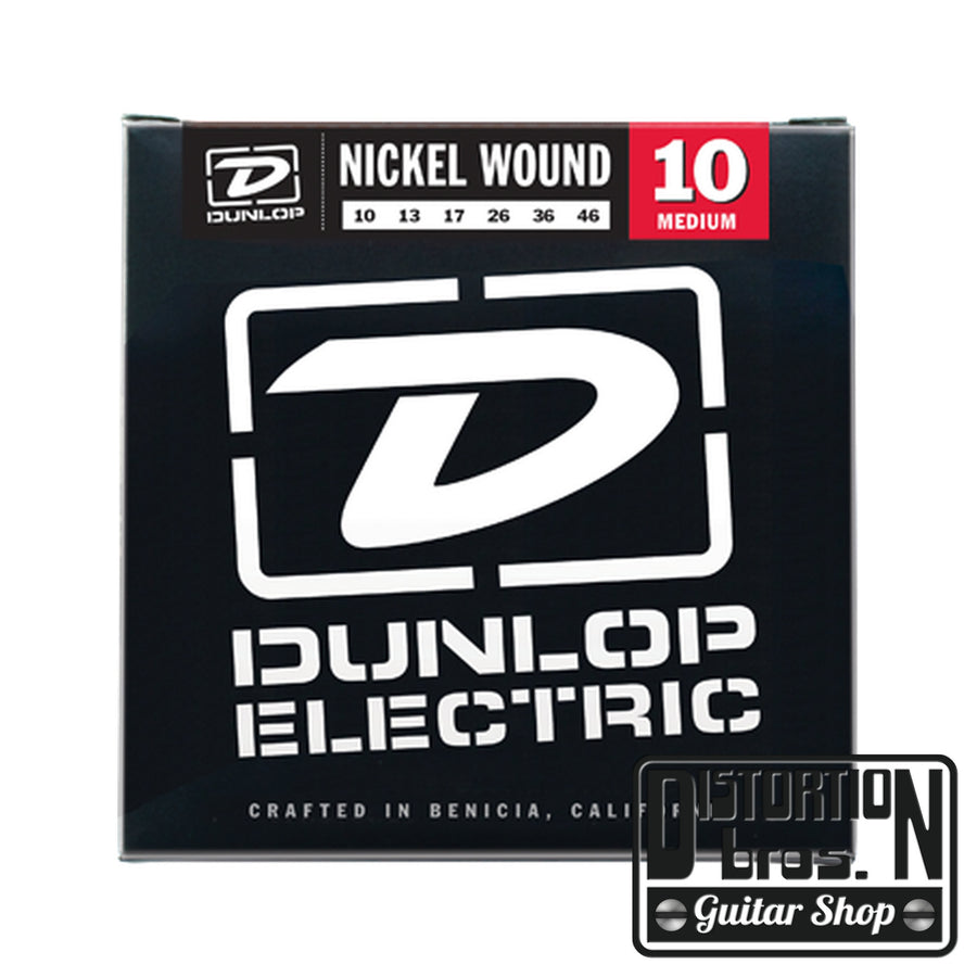 Dunlop Nickel Wound - Distortion Brothers Guitar Shop