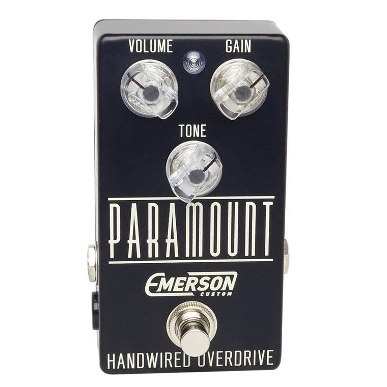 Emerson Custom Paramount Overdrive - Distortion Brothers Guitar Shop