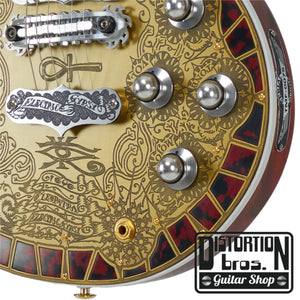 Teye Guitars Cleopatra - Distortion Brothers Guitar Shop