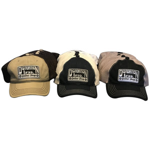 Trucker Hat - Distortion Brothers Guitar Shop