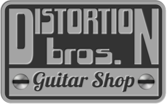 Distortion Brothers Guitar Shop
