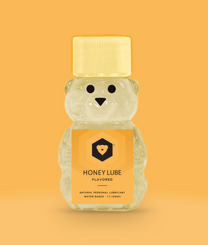 Flavored Honey Lube Bear Series