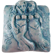 J. Davis Studio innerSpirit Rattles | Mermaid Spirit Rattle