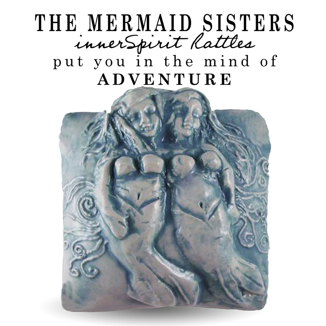 innerSpirit Rattle Sister Mermaids