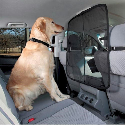 Front Seat Net Pet Barrier - Happy Paws Pet Shop