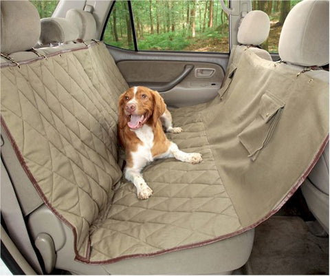 Deluxe Hammock Pet Seat Cover - Happy Paws Pet Shop