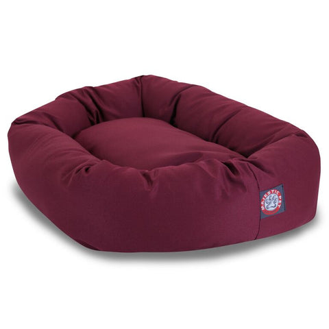 "24"" Small Bagel Bed - Happy Paws Pet Shop - 1"