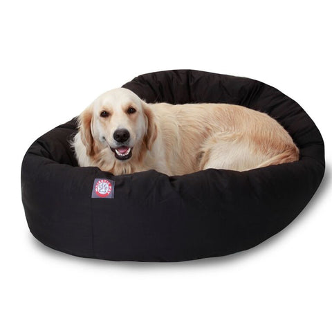 "40"" Large Bagel Dog Bed - Happy Paws Pet Shop - 1"