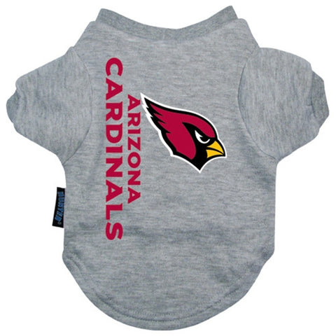 Arizona Cardinals NFL Dog Tee Shirt - Happy Paws Pet Shop - 1