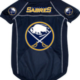 Buffalo Sabres NHL Dog Jersey - Happy Paws Pet Shop - 1