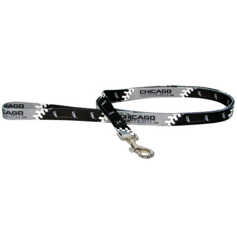 Chicago White Sox MLB Dog Leash - Happy Paws Pet Shop