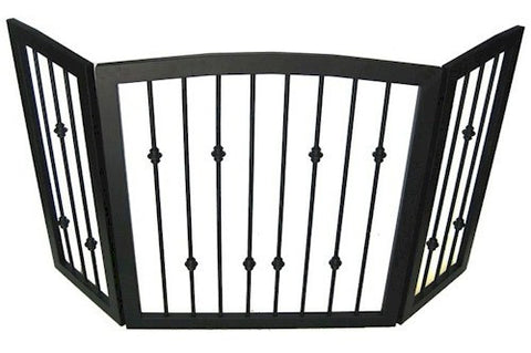 Emperor Rings Free Standing Dog Gate - Happy Paws Pet Shop