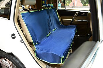 FurryGo Car Bench Seat Cover - Happy Paws Pet Shop