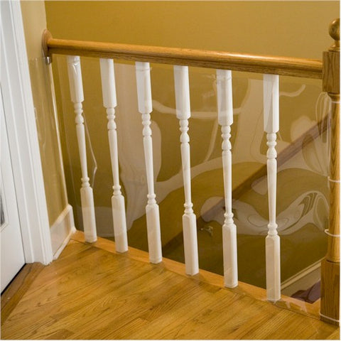 Banister Shield Protector - 15 Ft - Happy Paws Pet Shop - 1