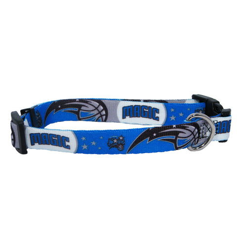 Orlando Magic NBA Dog Collar - Happy Paws Pet Shop