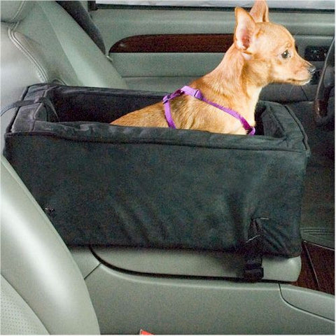 Luxury Console Lookout Dog Car Seat - Large - Happy Paws Pet Shop - 1