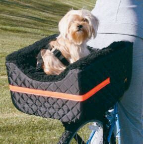 Pet Rider Bicycle Seat Lookout - Happy Paws Pet Shop