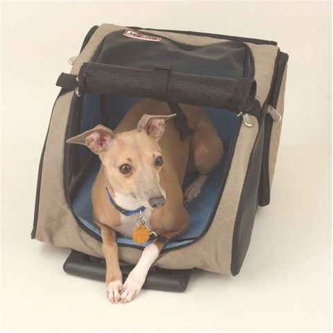 Roll Around Pet Carrier - Medium - Happy Paws Pet Shop - 1