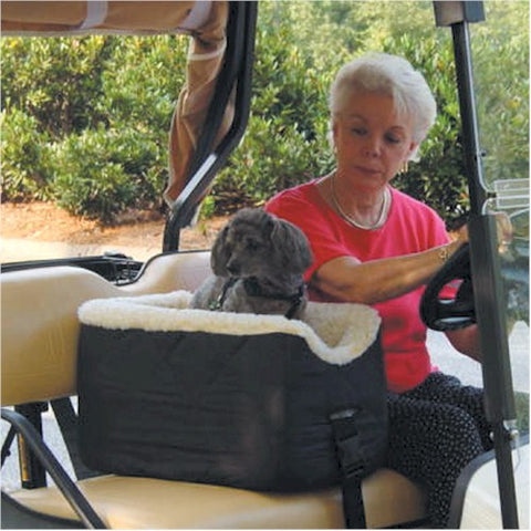 Golf Cart Lookout Pet Seat - Small - Happy Paws Pet Shop