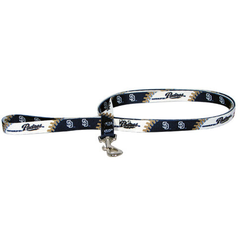 San Diego Padres MLB Dog Leash - Happy Paws Pet Shop