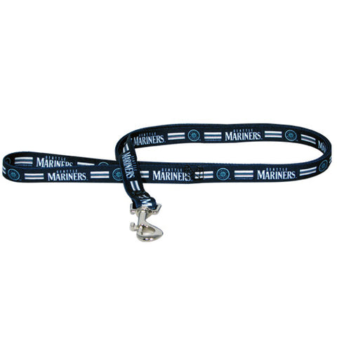 Seattle Mariners MLB Dog Leash - Happy Paws Pet Shop