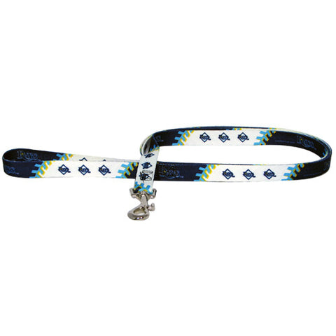 Tampa Bay Rays MLB Dog Leash - Happy Paws Pet Shop