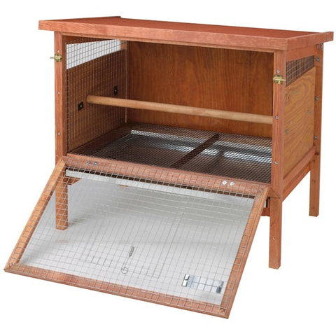 Heavy Duty Chick-N-Hutch Chicken Coop - Happy Paws Pet Shop