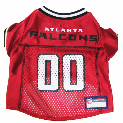 Atlanta Falcons NFL Dog Jersey - Happy Paws Pet Shop - 1