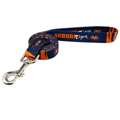 Auburn Tigers NCAA Dog Leash - Happy Paws Pet Shop