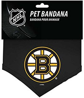 Boston Bruins NHL Dog Bandana