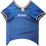Detroit Lions NFL Dog Jersey - Happy Paws Pet Shop - 2