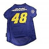 Jimmie Johnson #48 NASCAR Dog Jersey - Happy Paws Pet Shop - 1