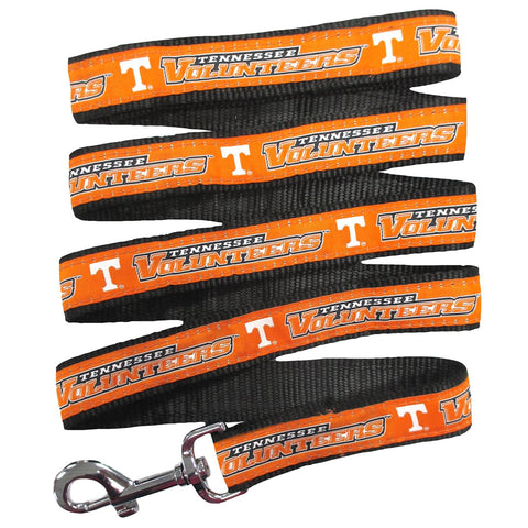 Tennessee Volunteers NCAA Ribbon Dog Leash - Happy Paws Pet Shop