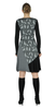 Grey Mosaic Dress