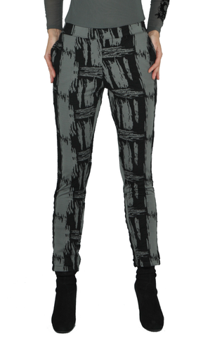 Light Weight Grey Sketch Pants