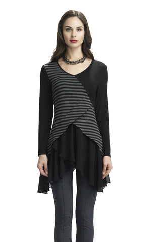 Asymmetric Flow Tunic