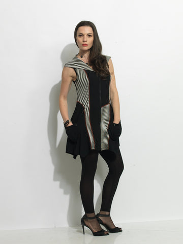 Vertical Tunic