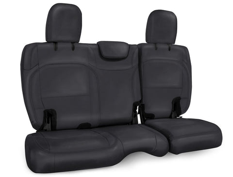 Rear Bench Cover for Jeep Wrangler JL, 2 door - All Black