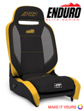 Enduro Elite Reclining Suspension Seat, Passenger Side