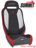 "Summit Elite 4"" Extra Tall and Extra Wide Suspension Seat"