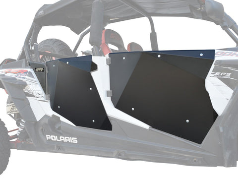 Steel Frame Doors for Polaris RZR XP4 1000, Turbo, and S4 900 (Rear only)