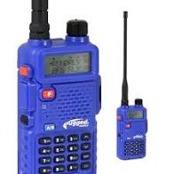 RUGGED RADIOS 5 WATT DUAL BAND HANDHELD RADIO RH5R-V2 W/XL BATTERY